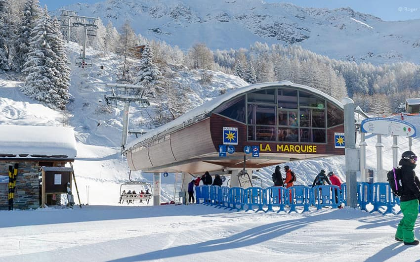 Ski Chalets in Sainte Foy, France, contact the owners direct