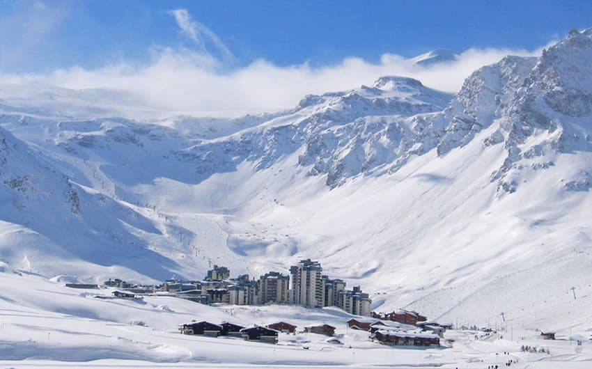 Ski Chalets in Tignes & Val d'Isere, France, contact the owners direct