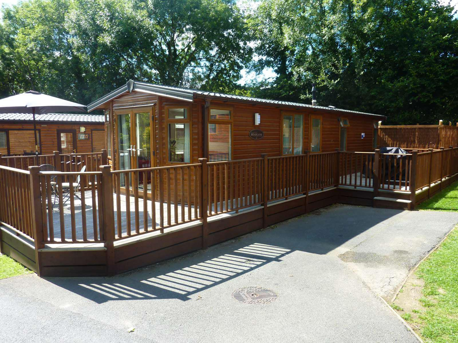 2 Bed (Sleeps 6) Lodge in Newton Abbot - No Booking Fees