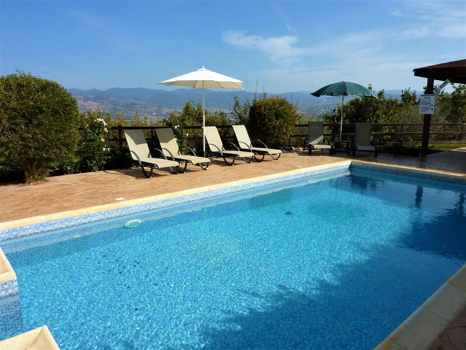 Villa Rental Polis - Contact the owners direct ( P164968 )