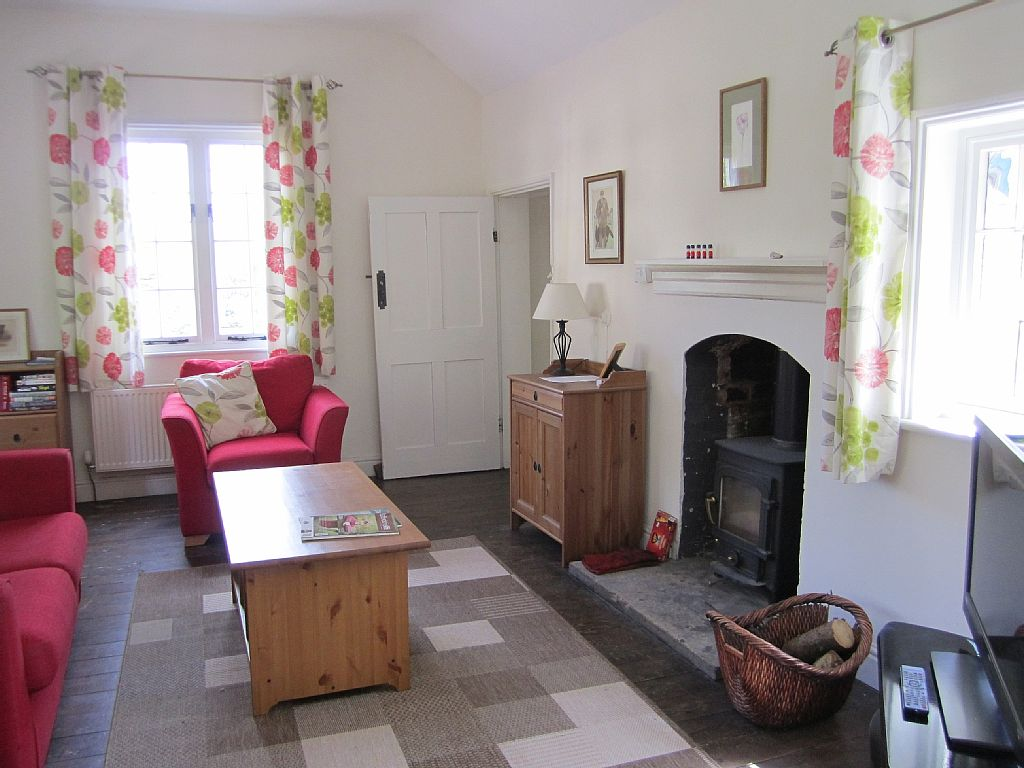 Sitting Room In The Old Bakehouse Holiday Rental Cottage Newcastle