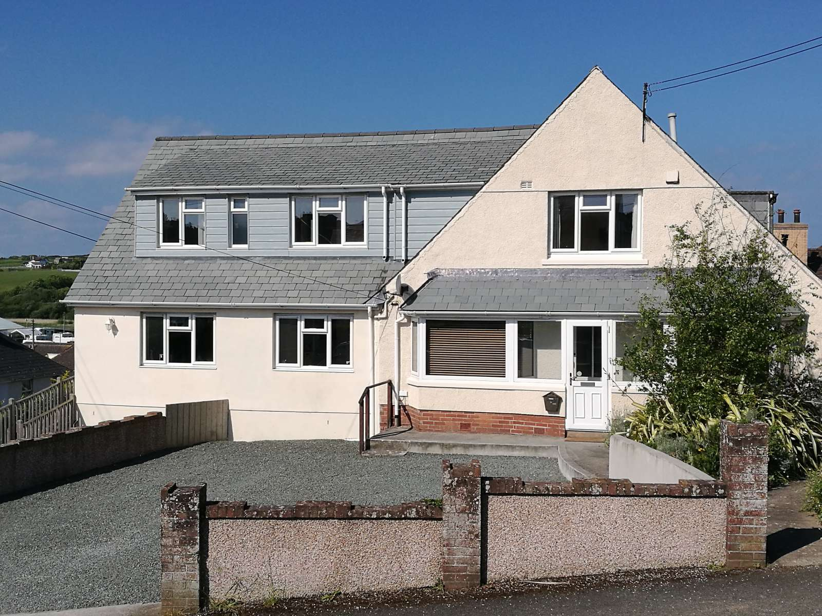 House In Bude Large House With Private Hot Tub Sauna Spa Room Playroom And Secure Gardens Close To Beaches And Town