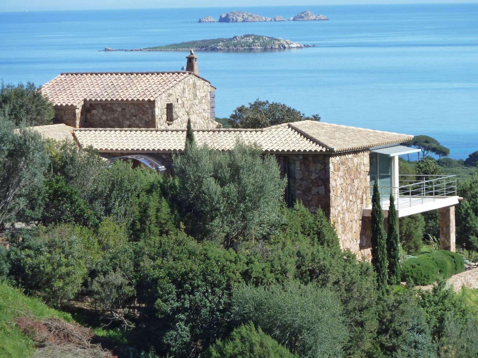 Villa In Porto Vecchio Contact The Owners Direct P67007 - Villa-in-sardinia-by-antonio-lupi