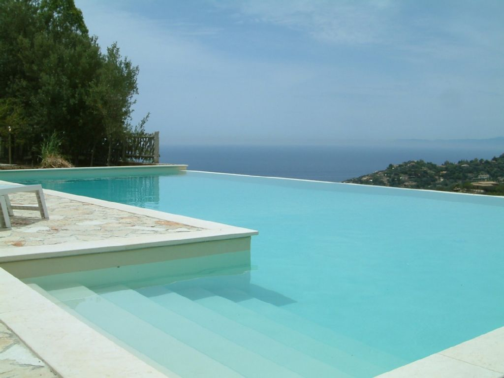 Beautiful Villa In South Sardinia With Large Infinity Pool And Spectacular  Sea Views